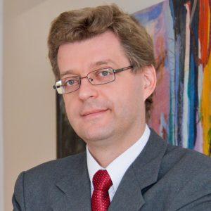 Portrait Gottfried Traxler, Programm-Manager Wirtschaftspartnerschaften in der ADA