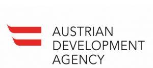 Logo von der Austrian Development Agency