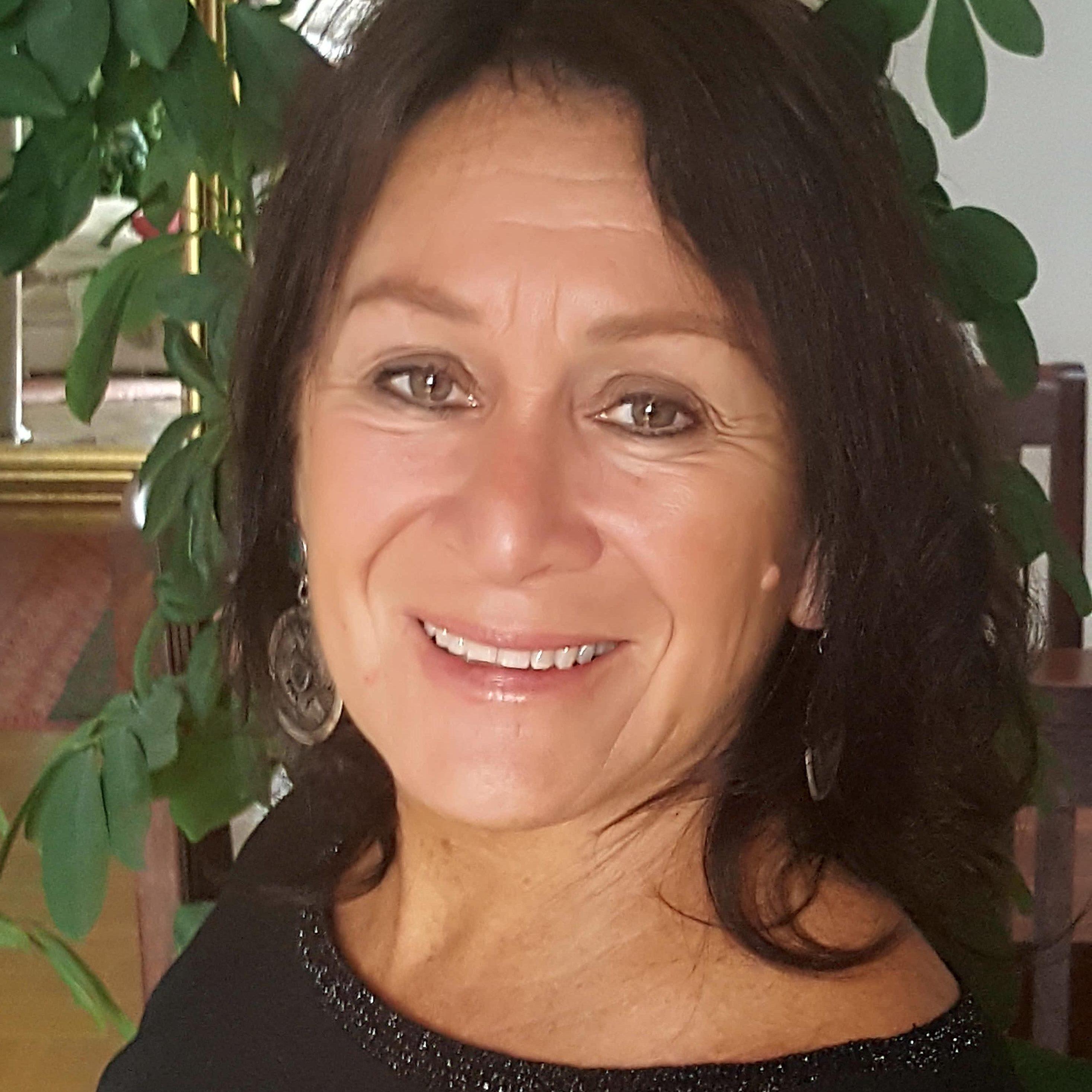 Portrait Angela Giraldo