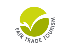Logo Fair Trade Tourism for Sustainable Tourism Development)