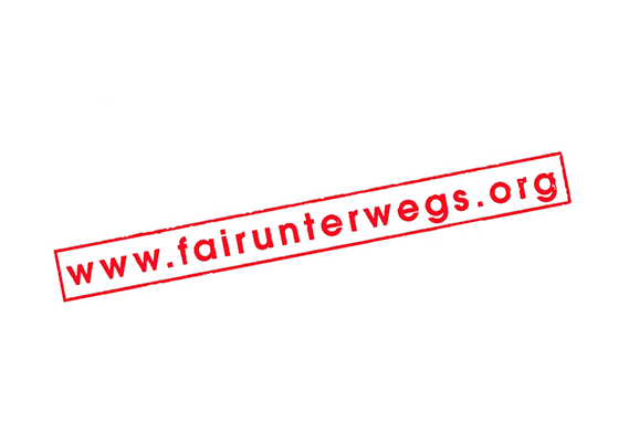 Logo fairunterwegs