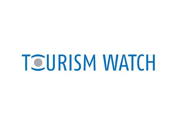 Logo Tourism Watch Informationsdienst zu Tourismus und Entwicklung
