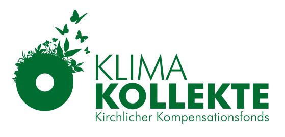 Logo Klima-Kollekte Kirchlicher Kompensationsfonds