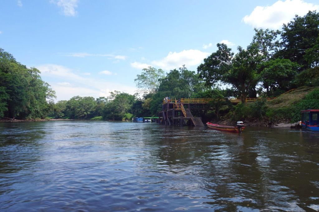 Bootsfahrt auf dem Rio Sarapiquí