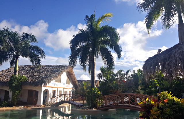 Ein Einblick in die Urlaubsregion Las Galeras