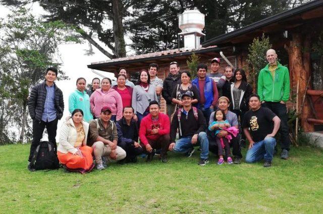 Teilnehmende am Workshop zum Thema Vermarktung