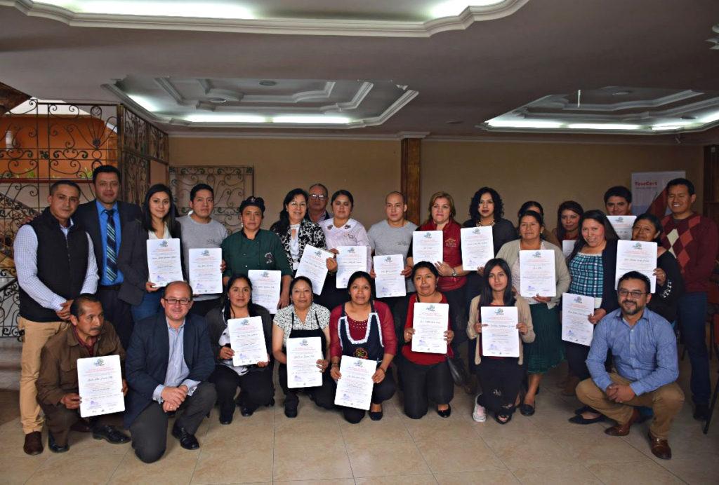 Gruppe der Workshop-TeilnehmerInnen