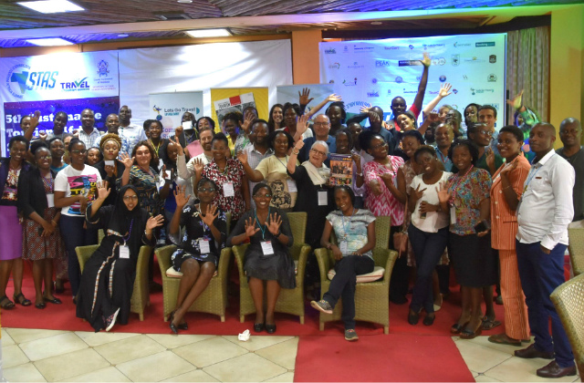 Gruppenbild beim Sustainable Tourism Africa Summit