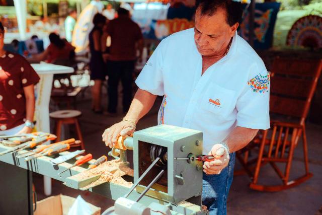 Handwerker beim Sarchiseño Craftsman Festival © RBA
