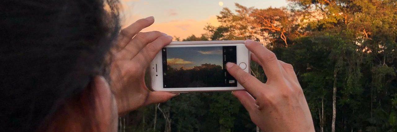 Cuyabeno Wildlife Reserve © Sebastián Sierra, Ministry of Environment