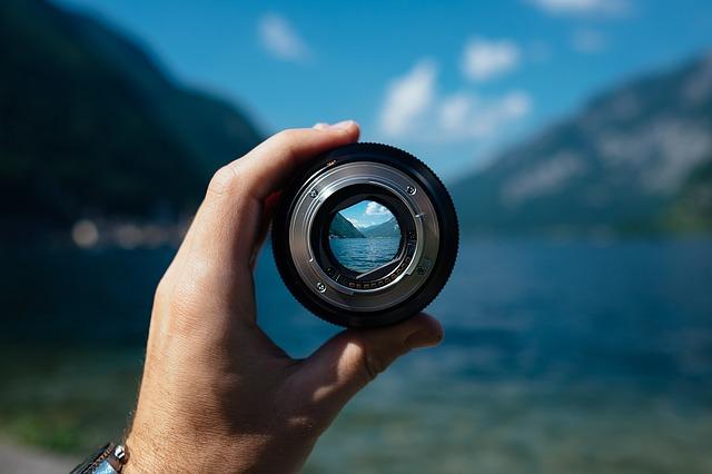Kameralinse © Pixabay