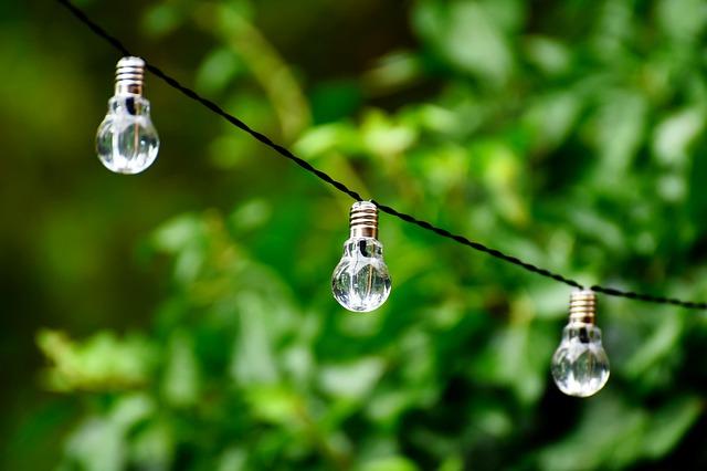 Lichterkette © Pixabay