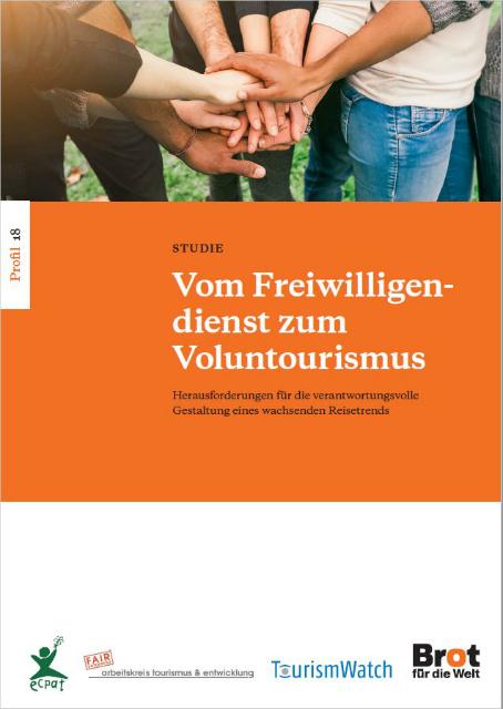 Deckblatt Studie Tourism Watch