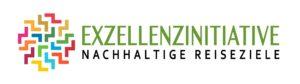Logo für die Exzellenzinitiative Nachhaltige Reiseziele