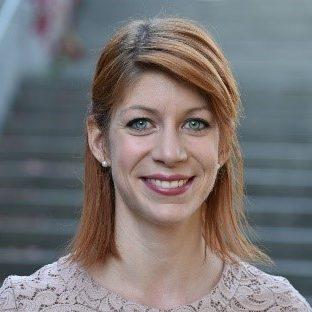 Portraitfoto von Sabrina Deutsch, Nachhaltigkeitsmanagerin von der Tourismus Zentrale Saarland
